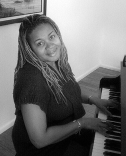 Clarissa Lews, voice and piano teacher, Let the Children Play